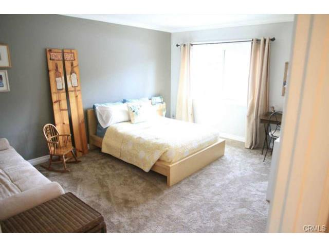 Very large bright and airy third bedroom.